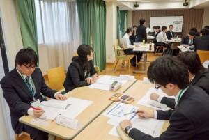 ビジネスマナー研修2