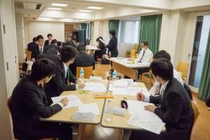 ビジネスマナー研修1