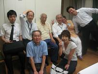 電子工学センターのブログ-2011ボウリング12