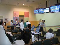 電子工学センターのブログ-2011ボウリング06