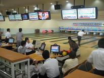 電子工学センターのブログ-2011ボウリング03