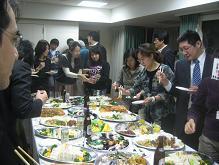 電子工学センターのブログ-23年感謝祭10