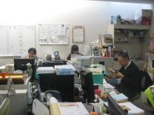 電子工学センターのブログ-鏡開き3