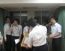 電子工学センターのブログ-2011ボウリング09